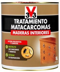Como eliminar la carcoma de los muebles tratamientodemaderas - Como tratar la madera ...