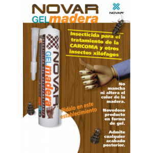 Novar gel madera descripcion